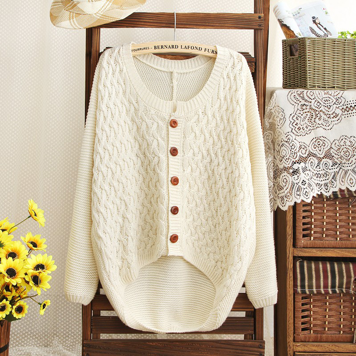 Patch Sleeves Cardigan For Women  on Luulla