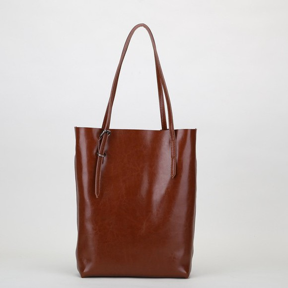 bag brown bag leather bag brand bag vintage