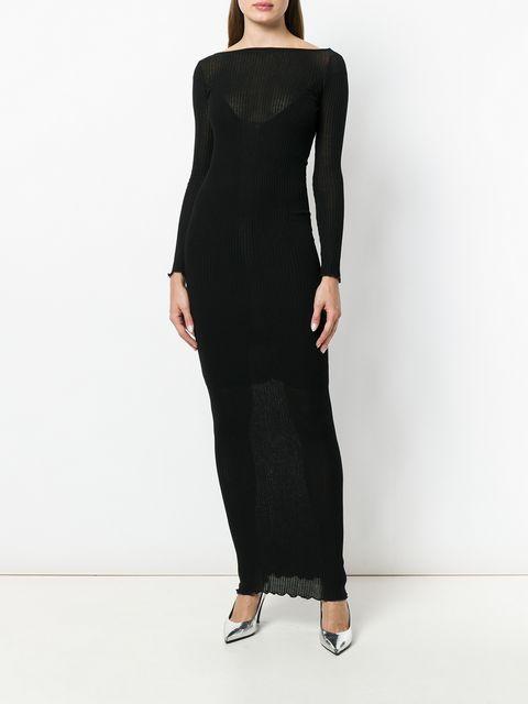 Faith Connexion ribbed-knit Maxi Dress - Farfetch