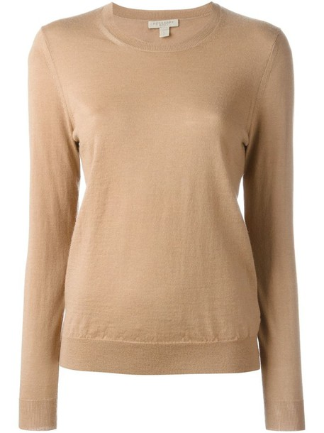 Burberry jumper women nude sweater