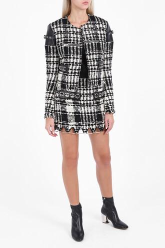 jacket short women black