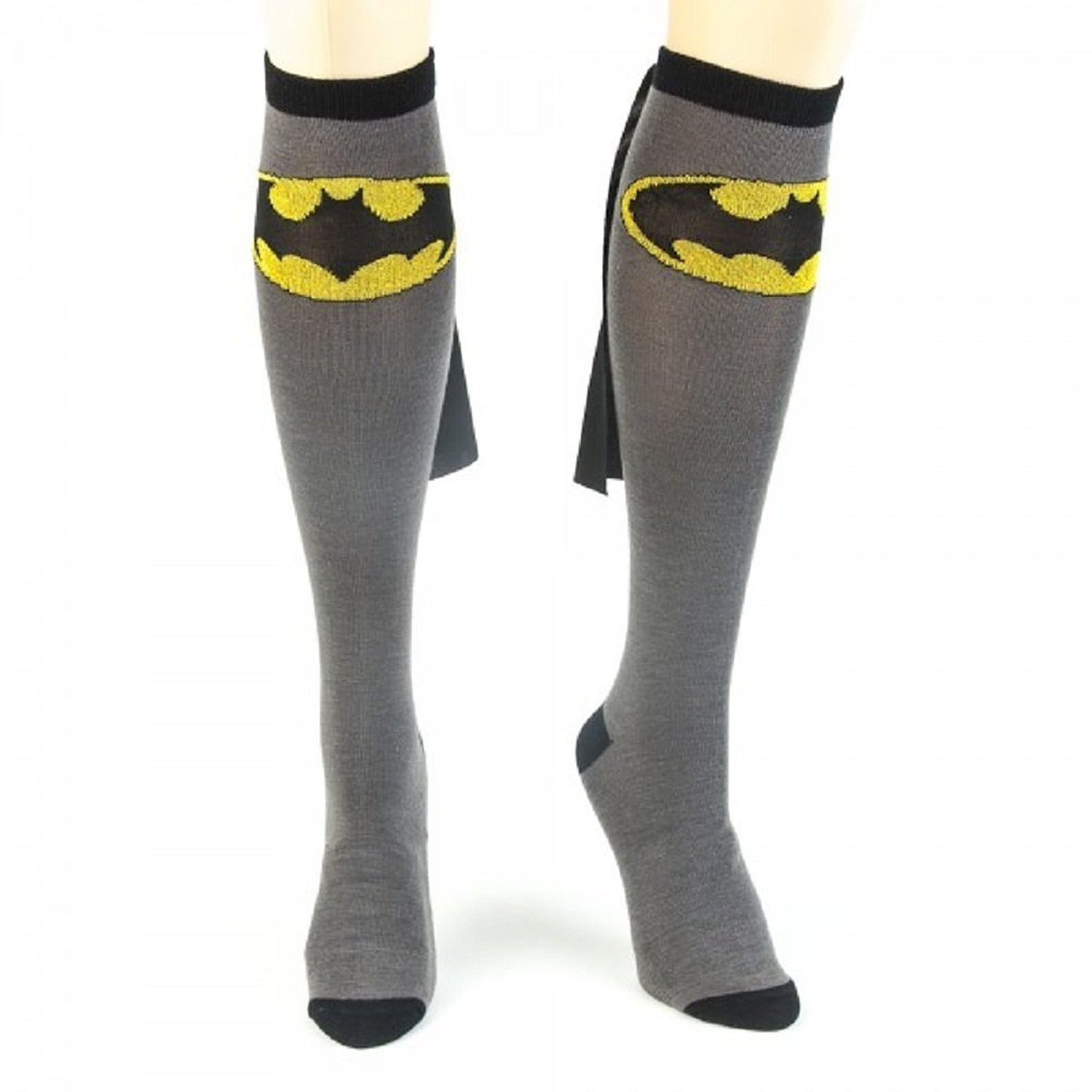 Amazon.com: batman cape knee high socks: clothing