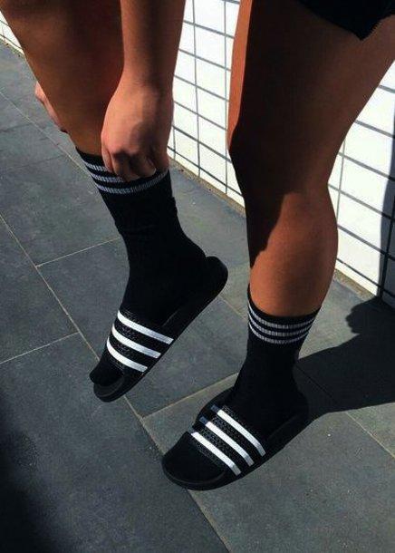 Shoes Adidas Adidas Shoes Adidas Flats Adidas Slip