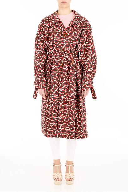 MARNI coat trench coat