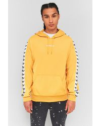 c36c1e70 Adidas Originals | Adicolor Tnt Tape Hoodie In Yellow Az8127 for Men | Lyst
