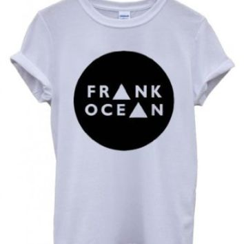 Frank Ocean Christopher Breaux OFWGKTA Cool Unisex Men Women Top T-Shirt on Wanelo