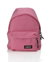bag,eastpak,back to school,school bag,pink,light pink,backpack,light pink purse