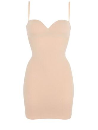 dress nude