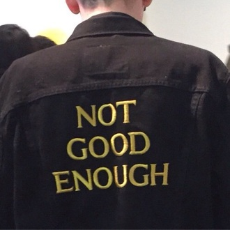 jacket black jacket tumblr yung lean cyber grunge cyber ghetto sad boys 2001 coat vintage denim jacket indie pale palewave vaporwave seapunk internet black yellow 90s style cool 90s jacket pale grunge t-shirt black shirt yellow writing