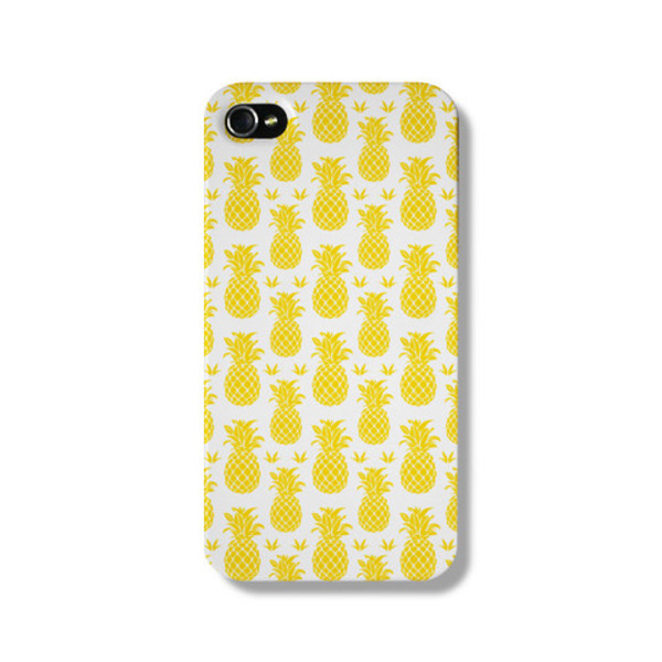 jewels pineapple iphone cover iphone case iphone 4 case iphone case iphone 5 case the dairy