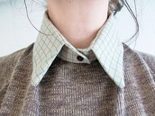 shirt,grey,sweater,preppy,checked shirt,checkered,fall outfits,fall sweater,knitted cardigan,hipster