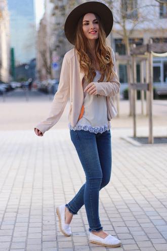 heels on gasoline blogger jacket top shoes jewels hat