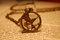 Le collier de séries de jeux la faim un oiseau moqueur sosie or antique de jay mockigjay bronze