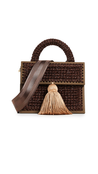 purse brown bag