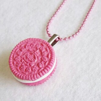 jewels oreo big necklace