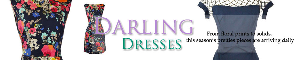 Dresses - Pin-up Darling