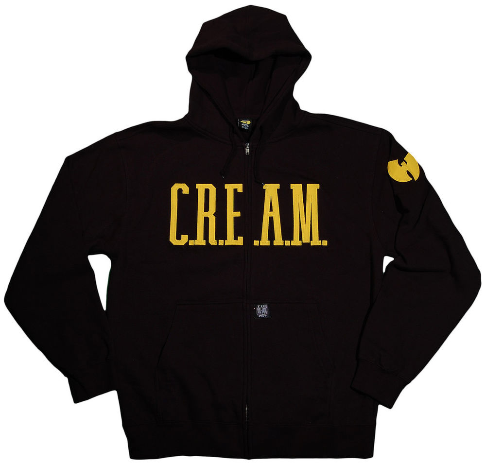 rocksmith x wu tang clan hoodie size medium. Black Bedroom Furniture Sets. Home Design Ideas