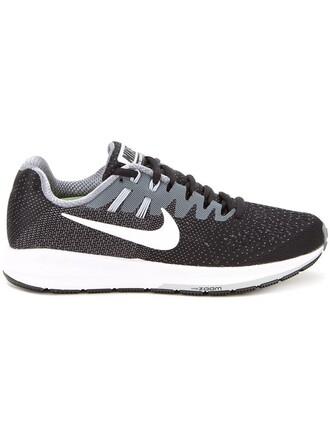 women soft sneakers black shoes