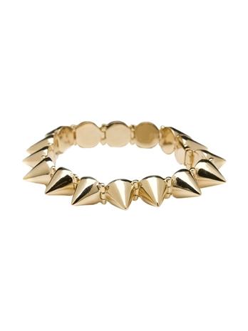 Mercy Spike Bracelet                       — Pink Mascara