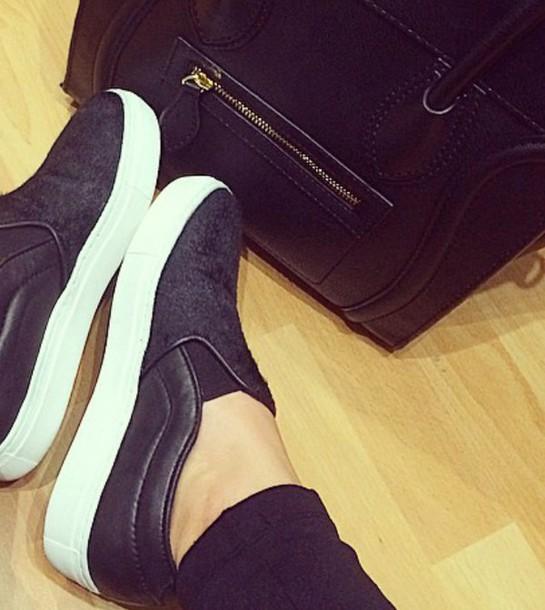 shoes plimsolls black shoes