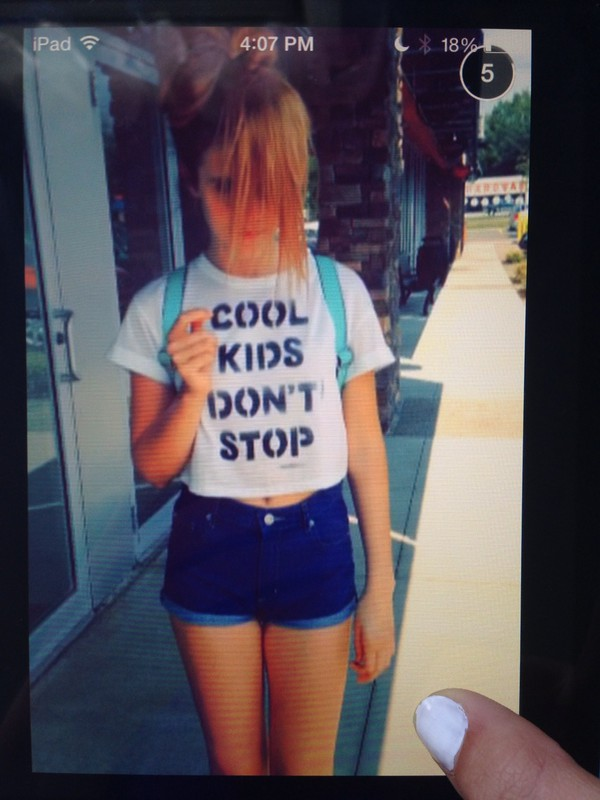 dont stop cool kids fashion cool kidd cool kids t-shirt quote on it funny hippie shirt