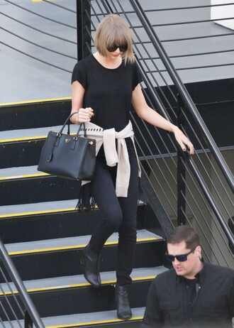 sweater taylor swift pants spring outfits spring sunglasses boots jeans