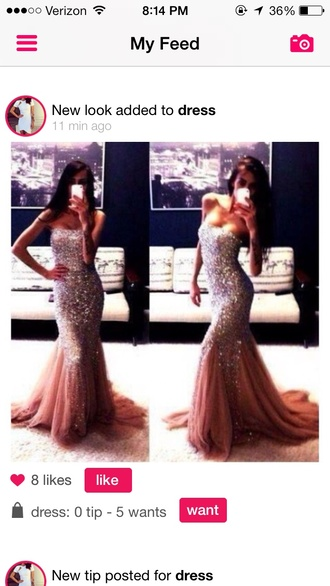 dress prom mermaid prom dress long dress