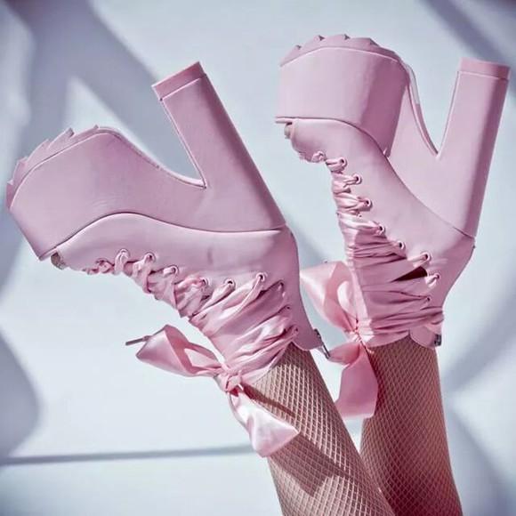 platform shoes platform ballerinas dollskill platform high heels ballerina shoe boots