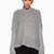 Edge Sweater Grey Melange