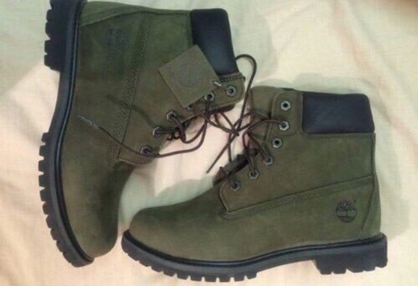Lastest Timberland 6 In Buck Boots In Green For Men (forest) | Lyst