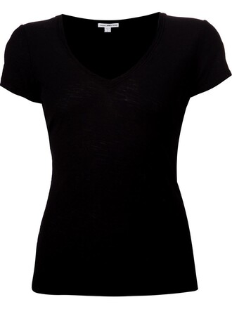 t-shirt shirt casual black top