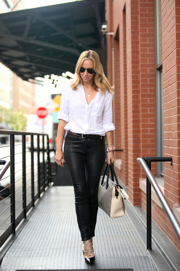 brooklyn blonde blogger jewels belt bag