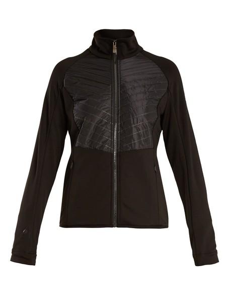 Lacroix jacket zip black