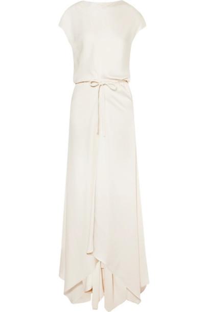 MARNI dress maxi dress maxi draped
