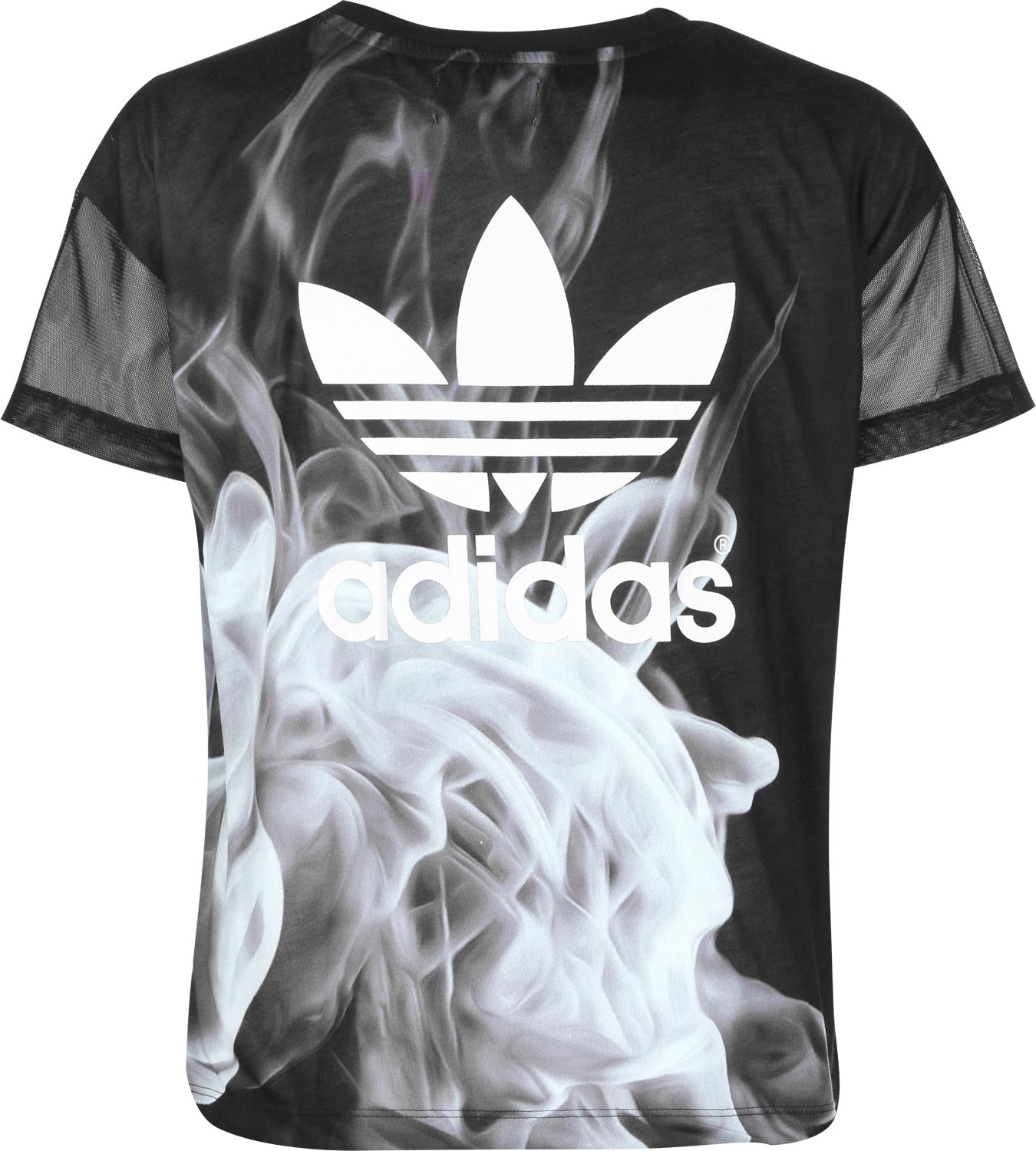adidas california t shirt schwarz