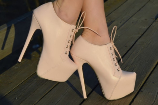 shoes high heels booties platform shoes girly