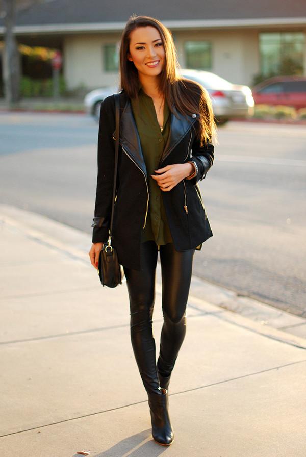 hapa time jacket t-shirt pants bag shoes black