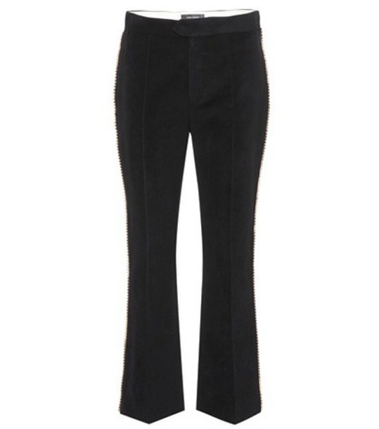 Isabel Marant embellished black pants