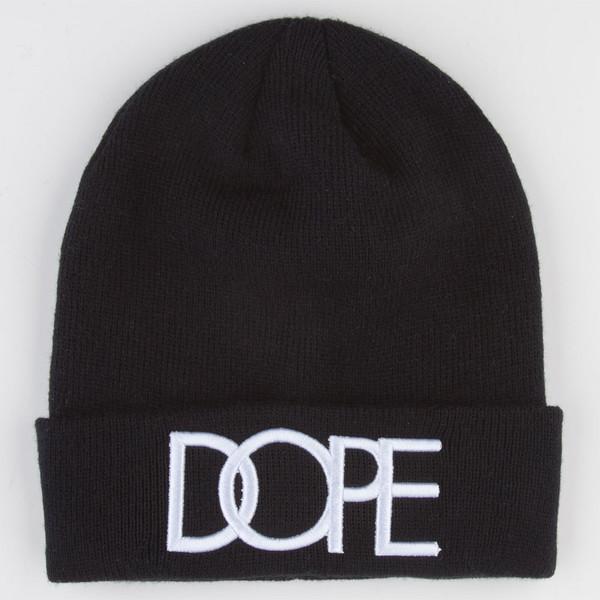 DOPE Cuff Beanie - Polyvore