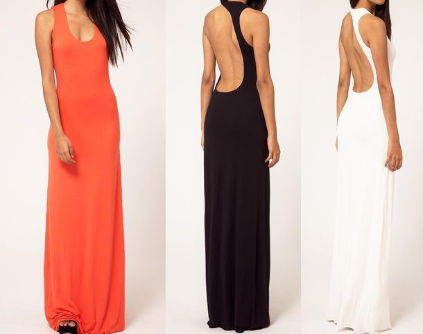 dress backless modern asos minimalist elegant dress maxi dress maxi black dress white dress orange dress white backless dress black backless dress bodycon backless dress
