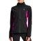 Women's vaporactive cataylst jacket - moonless night/ potent purple/ cloud purple wine