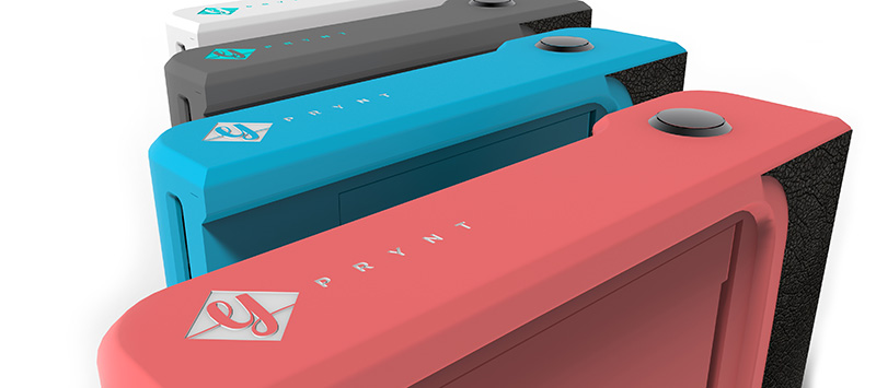 Smartphone case printing instantly