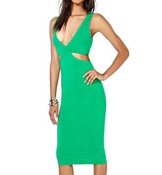 dress green dress green bodycon bodycon dress