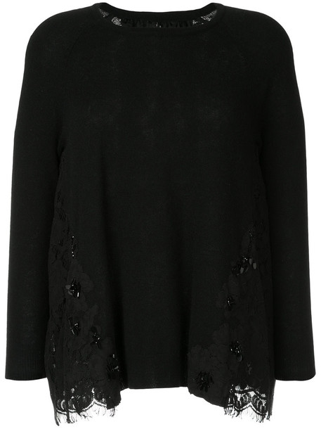 Onefifteen top women lace black