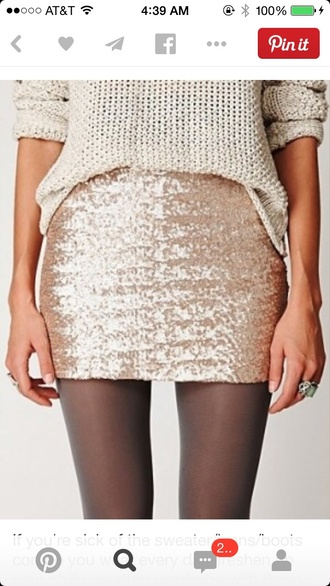 skirt sparkles sequins gold sequins dress new year's eve