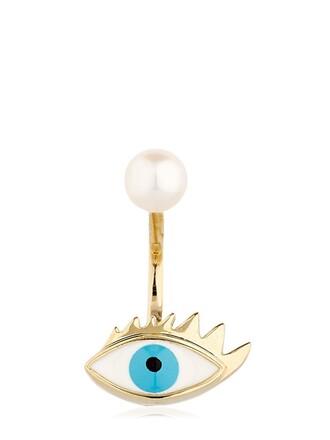 pearl blue jewels