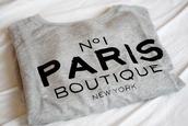 t-shirt,new york city,paris,shirt,no1,sweater,grey paris sweater,grey