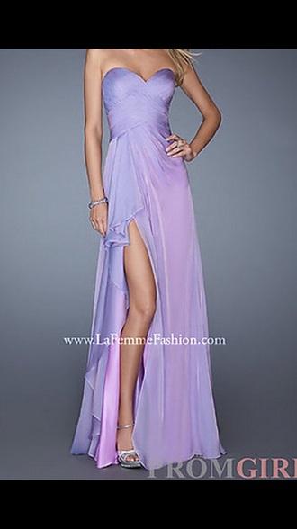 dress promgirl prom dress long prom dress lavender prom dresses lavender dress style prom gown sweetheart dresses