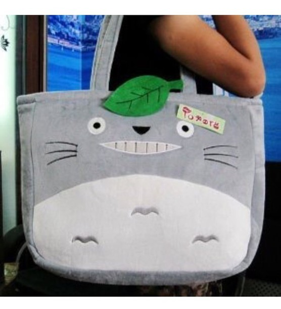 totoro tote bag bag kawaii kawaii bag