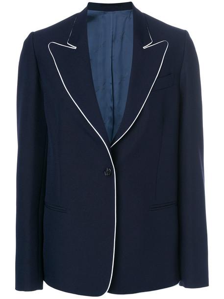 GOLDEN GOOSE DELUXE BRAND blazer women blue jacket